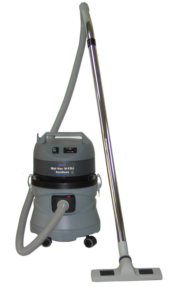 ペンギン Wet Vac H-12Li(充電器・バッテリー別売)【業務用 バッテリー式ウェットバキューム】 ペンギンワックス