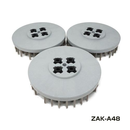 ◆◆クオリティ ZAK-A48(3枚組)バルチャー専用ZAK 剥離専用ステンレスブラシ