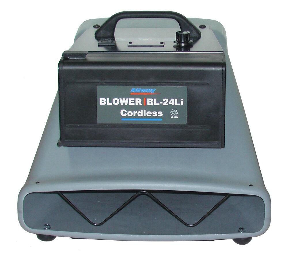 ペンギンワックス BL-24Li  コードレス送風機【充電器・バッテリー別売】【業務用 バッテリー式】