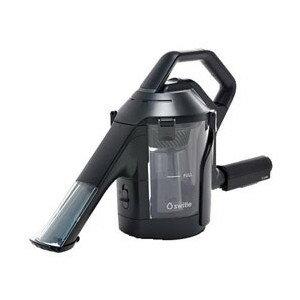 シリウス 水噴射・吸引式掃除機用ヘッド 「switle スイトル」 SWT-JT500-K ブラック