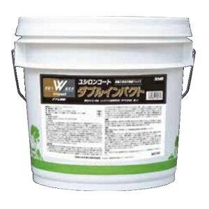 ユシロンコート ダブルインパクト (14L) 【業務用 樹脂ワックス ユシロ化学工業】