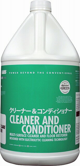 ウルトラフロアケアジャパン クリーナー&コンディショナー  18.9L(5ガロン)