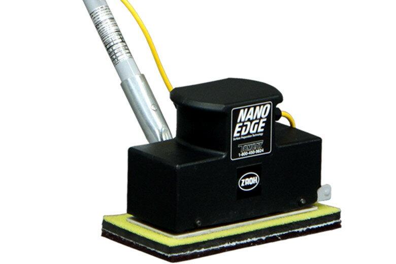 蔵王産業 ナノエッジ - ハードフロア洗浄用超小型振動ポリッシャー【代金引換不可】