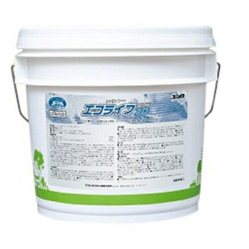ユシロンコート エコライフプロ(14L)【業務用樹脂ワックス ユシロ化学工業】