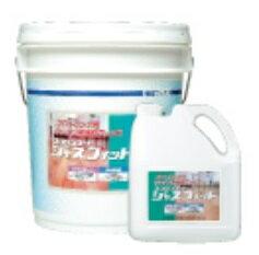 ユシロンコート ジャスフィット(4L×4本)【業務用樹脂ワックス ユシロ化学工業】