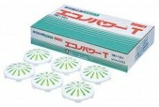 【送料無料】日産化学 エコノパワーTNP 36個(12個×3箱)カセット付き 平型 【業務用 小便器の悪臭・つまり対策に 尿石防止剤】