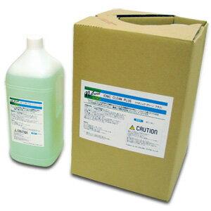 イオニッククリーンプラス 4L 業務用 期間限定特価品 ECO 生分解性 アルカリ性マルチクリーナー ランキングTOP10 定期清掃の中間剥離や表面洗浄に