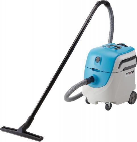 山崎産業 ウェットバキュームクリーナーWS-15【業務用 掃除機】