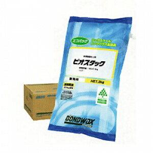 コニシ ピオスタック(エコパック:2kg×9個)【業務用 帯電防止剤入り樹脂ワックス ボンドワックス】
