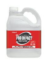 国内在庫 リンレイ NEWプロインパクト 4Lx1本 床用洗剤 おトク 業務用 多目的洗剤