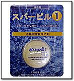 スパーピル1 ウルトラ (45ml×18個)【業務用 浴槽防藻剤 エタニ産業】