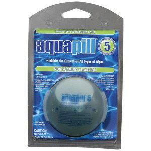 アクアピル5(136ml×14個入り)【業務用 プール除藻剤 エタニ産業】
