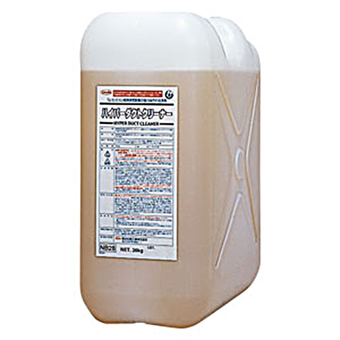 横浜油脂工業 ハイパーダクトクリーナ(20kg)【業務用  強力油汚れ洗浄剤】
