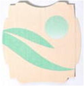 【業務用 トイレマット】小便器用使い捨て ダートルマット300枚 取替マット 和風B