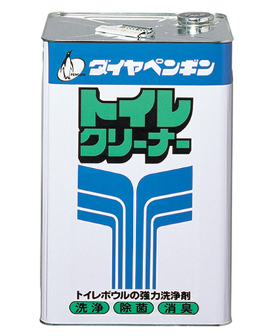 お得セット ペンギンワックス トイレの強力洗浄剤 メーカー直売 除菌剤配合 トイレクリーナー 17kg