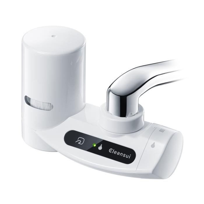IoT 浄水器 クリンスイ MD301i-WT  ★ 蛇口直結型 三菱ケミカル 【スマホとつながる浄水器】