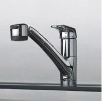 F903まるごと交換セット 水栓金具を取り替えて、水まわりをリフレッシュ! キッチン 水栓 蛇口 交換 取付工事 取り替え 三菱ケミカル クリンスイ 送料無料