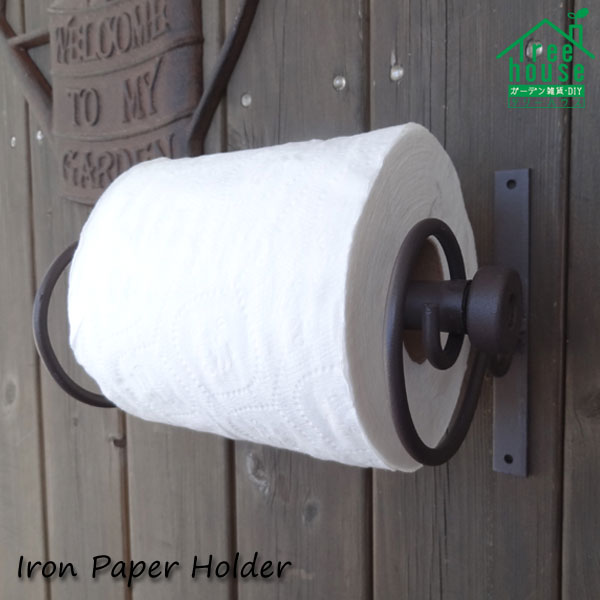 tree house garden diy the most popular iron toilet paper holder