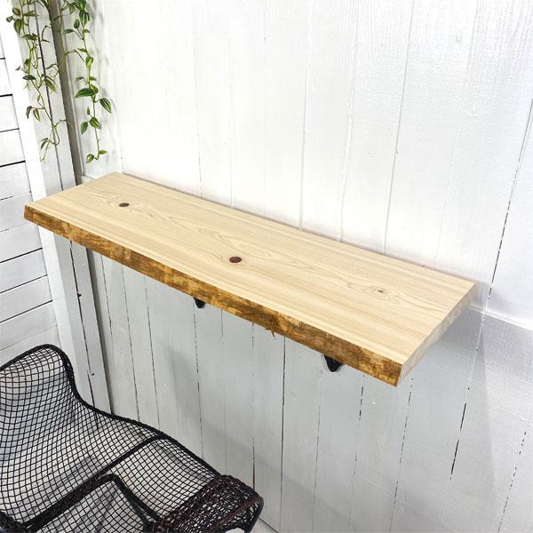 一枚板 無垢 ひのき 桧 定番キャンバス 棚板 棚 カウンター 机 天板 無垢板 送料無料 シェルフボード天板 檜 ウッドボード kor ヒノキ cl0022 入手困難 板