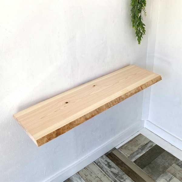 一枚板 無垢 ひのき 檜 桧 棚板 棚 カウンター 定番の人気シリーズPOINT ポイント 入荷 机 天板 cl0030 送料無料 無垢板 ヒノキ あす楽 板 シェルフボード kor 選択 ウッドボード