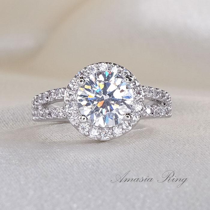 指輪 リング レディース アメイジア リング シンプル シルバー 指輪 リング 結婚指輪 婚約指輪 誕生日プレゼント 女友達 ギフト 結婚記念日 プレゼント 妻【送料無料】【優】