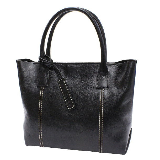 Leather Las Tote Bag Lime Study 2l1875 Casual Business Commute A5 Lightweight Women Handbags Mini Black