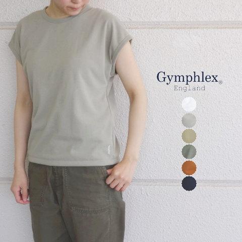 期間限定10倍Pジムフレックス ポリコット フレンチスリーブ Tシャツ GymphlexネコポスDHIbW9Ee2Y