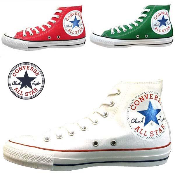 コンバース CONVERSE ALL STAR 100 HUGEPATCH HI オールスター ヒュージパッチ ハイ 1CL223 1CL224 1CL225 メンズ