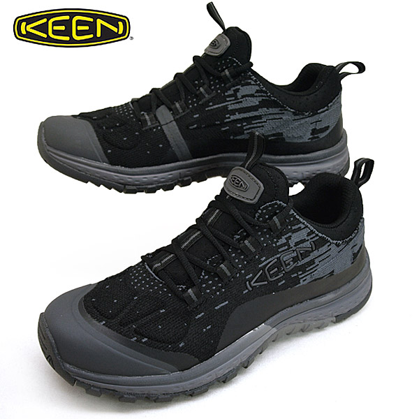 キーン KEEN TERRADORA EVO 1021186 テラドーラ エヴォ 黒灰 ハイキング 登山靴 レディース