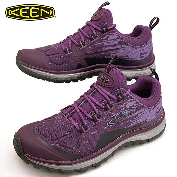 キーン KEEN TERRADORA EVO 1021188 テラドーラ エヴォ 紫 ハイキング アウトドア レディース