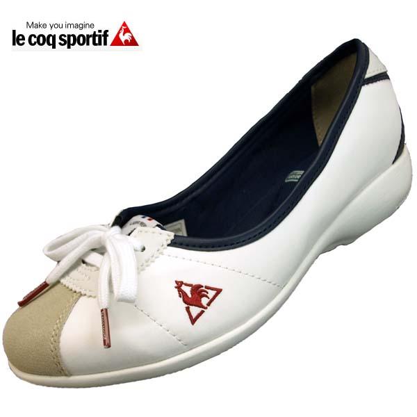 ルコック スポルティフ le coq sportif モンペリエ II WD NY 6112 WN 白紺 レディース