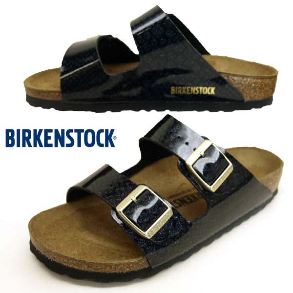 ビルケンシュトック BIRKENSTOCK Classic Arizona BS 1009125 アリゾナ マジックスネークブラック サンダル レディース