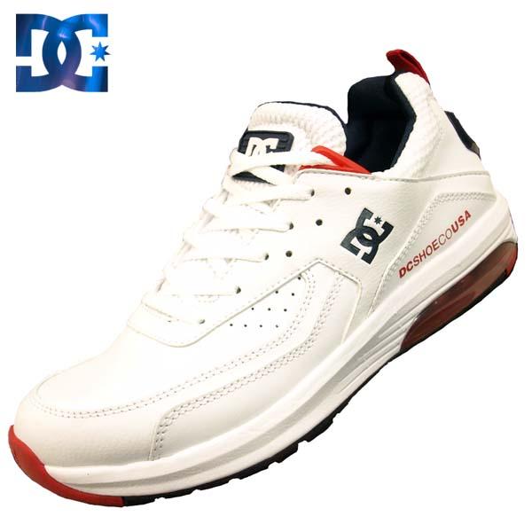 ディーシーシューズ DC Shoes VANDIUM 192008 HDT バナジウム 白紺赤 スケボー スニーカー メンズ