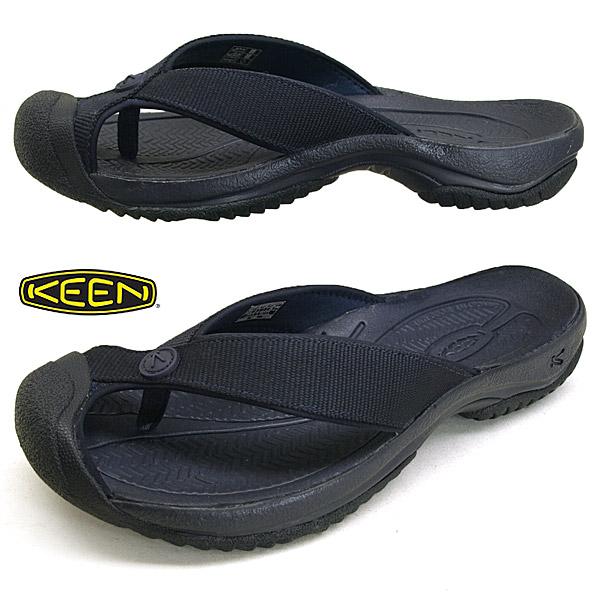 キーン KEEN WAIMEA H2 ワイメア エイチツー 1020298 DRESS BLUES/DRESS BLUES 紺 トング ビーチサンダル メンズ