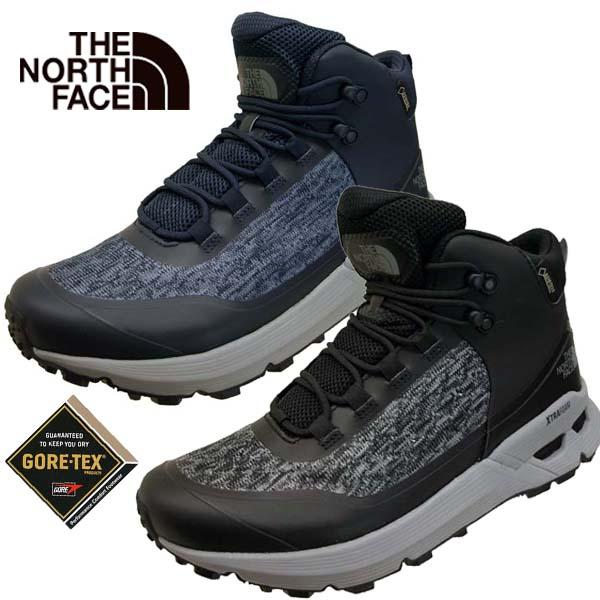 ノースフェース The North Face Shaved Hiker Mid GORE-TEX NF51930 KG UG シェイブドゥハイカー ミッド トレッキング 登山靴 防水 メンズ