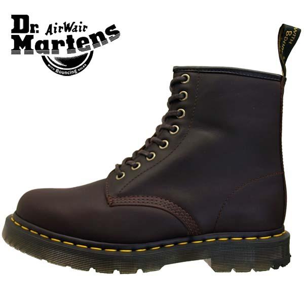 ドクターマーチン Dr.Martens 1460 WINTER GRIP 24038247 ウインターグリップ 茶 8ホールブーツ メンズ