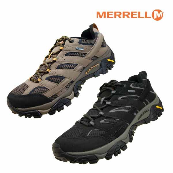 メレル MERRELL MOAB 2 GTX モアブ 2 ゴアテックス J06035 J06037 防水 登山靴 トレッキング メンズ