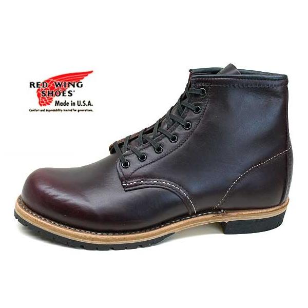 【純正クリームプレゼント】レッドウィング RED WING Beckman Boot 9411 ベックマンブーツ Black Cherry メンズ