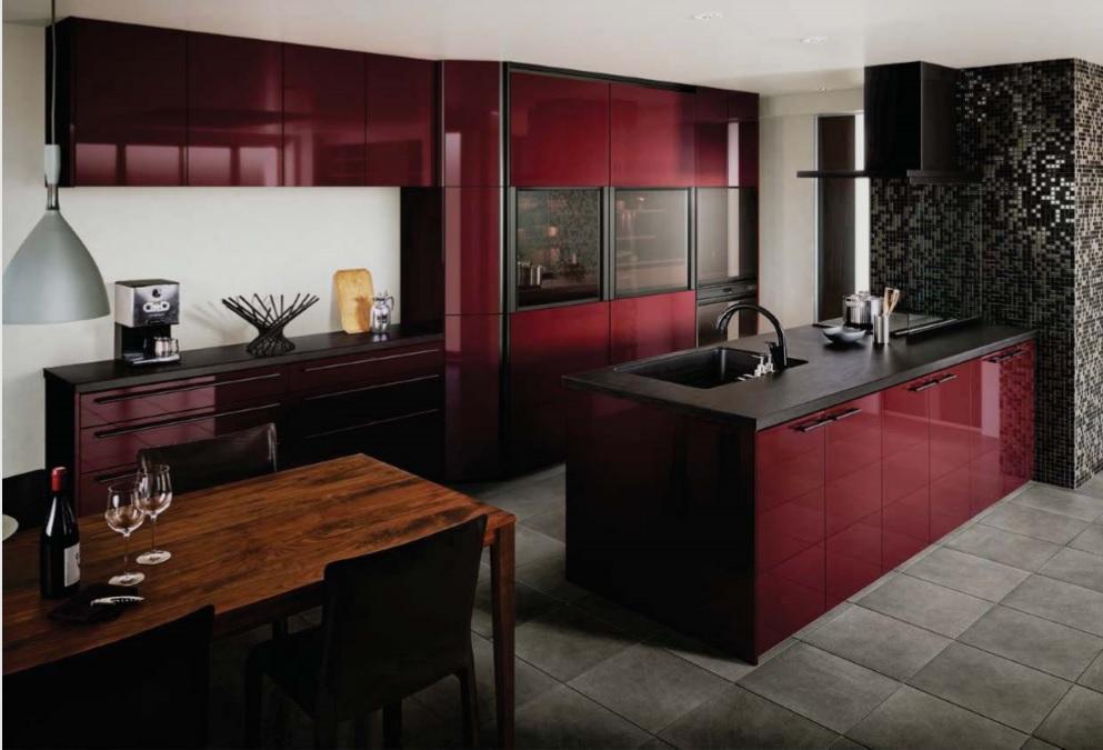 LIXILリシェルSI PLAN5オープン対面キッチン\5,511,000-(税込)プランの1例です。 お客様からのPLUN・お見積もり・お問い合わせ お待ちしております。