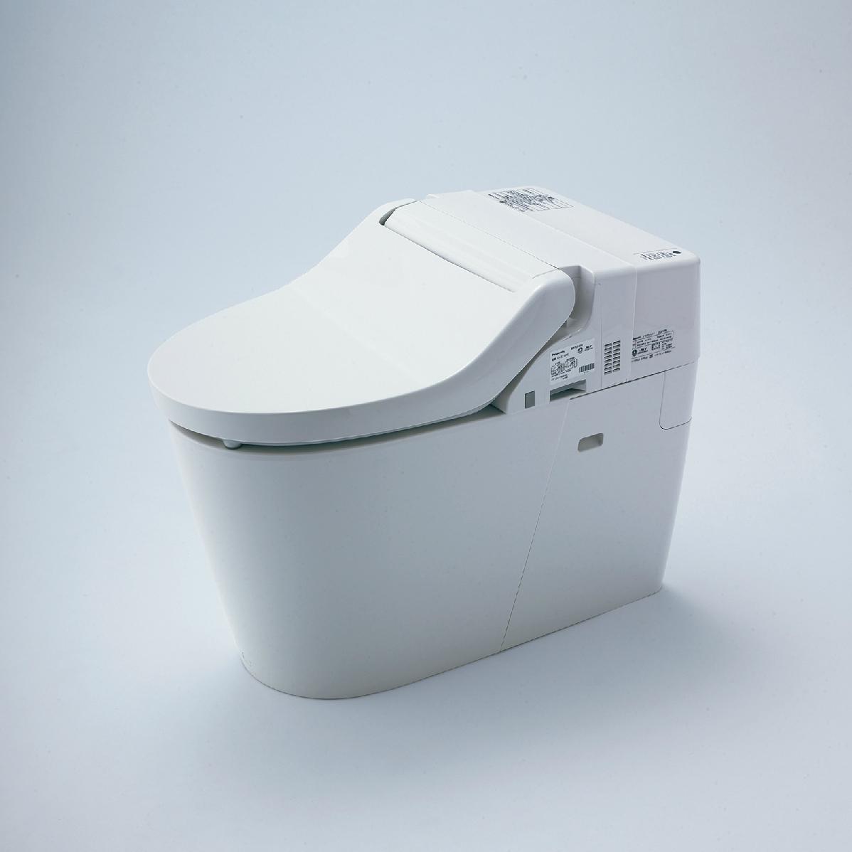 PANASONIC XCH3018WS アラウーノV 標準タイプ手洗無タイプ+V専用暖房便座セット  床排水芯200mm ホワイト色 北海道、沖縄及び離島は、別途送料がかかります。