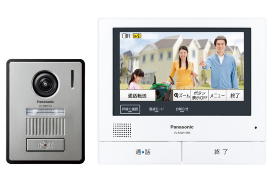 PANASONIC TVドアホンVL-SVH705-KL
