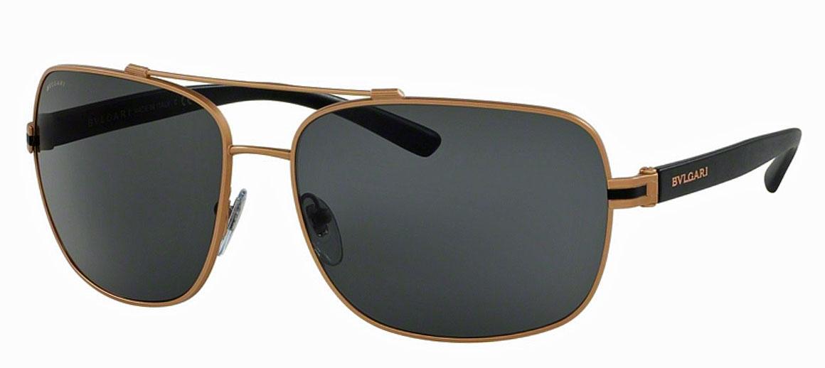 新品 ブルガリサングラス 品番BV5038-2013/87 マットピンクゴールド/グレー 高品質 イタリア製 メンズ/レディース 偏光レンズ 釣り アウトドア 紫外線UVカット ギフト誕生日 おしゃれケース メタルフレーム