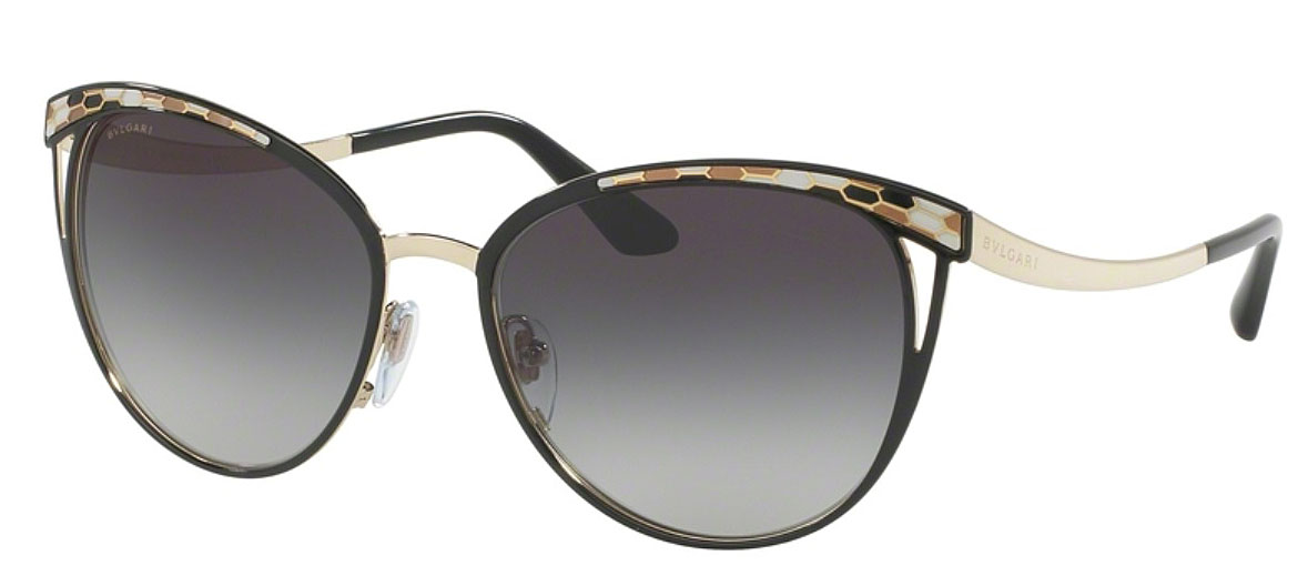 f32558fdc9 BVLGARI genuine Bulgari sunglasses women s serpent product number BV6083  color number 2018   8 G
