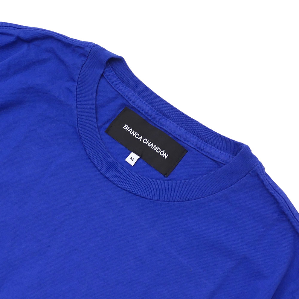 Bianca Chandon (Bianca beautifulness Don) Lust T-SHIRT (T-shirt) BLUE 420-000050-044x