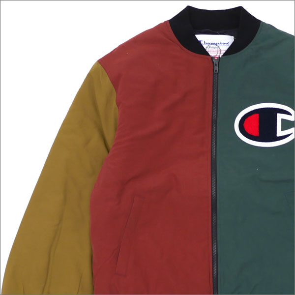 シュプリーム SUPREME Champion Color Blocked Jacket ジャケット MULTI 230001048049+【新品】 OUTER