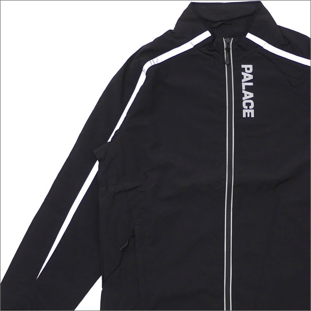 Palace Skateboards パレス スケートボード BLINE 3M SHELL TOP トラックジャケット BLACK 420000149041+【新品】 OUTER