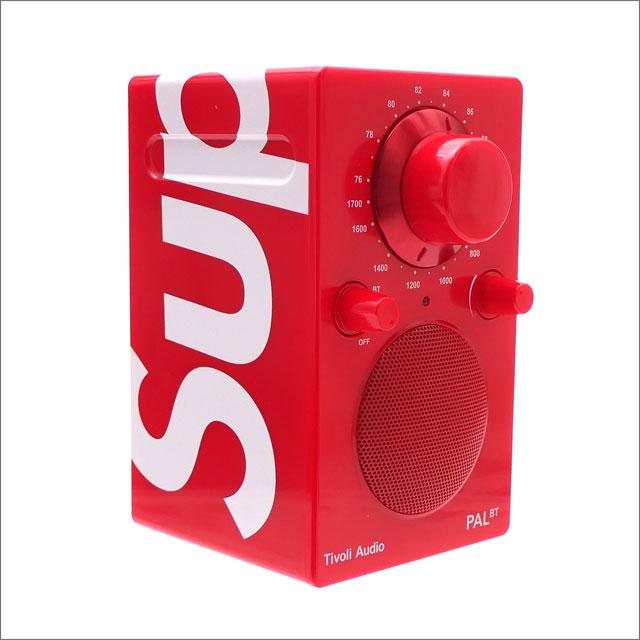 シュプリーム SUPREME Tivoli Pal BT Speaker スピーカー RED 290004727013+【新品】 グッズ