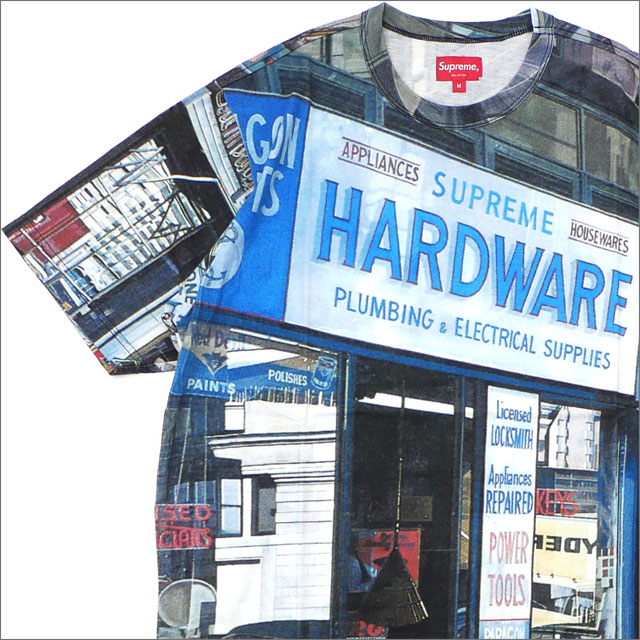 シュプリーム SUPREME Hardware S S Top Tシャツ MULTICOLOR 203000292149+【新品】 半袖Tシャツ