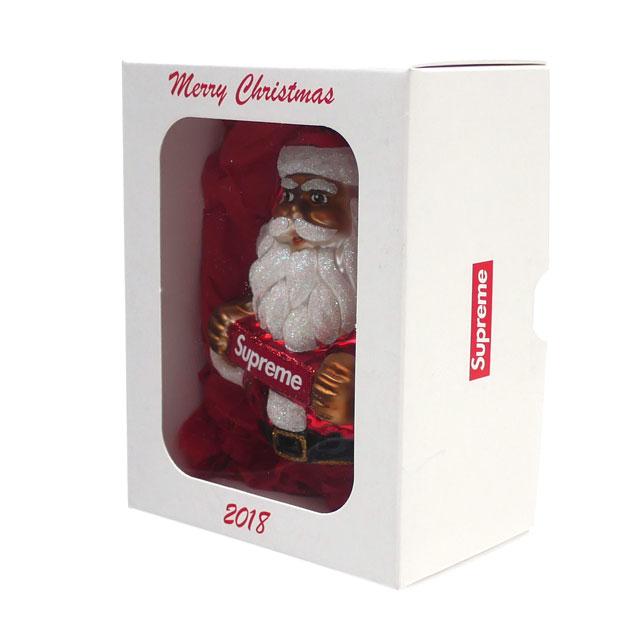シュプリーム SUPREME Santa Ornament サンタ オーナメント RED レッド 赤 メンズ 【新品】 290004871013 グッズ