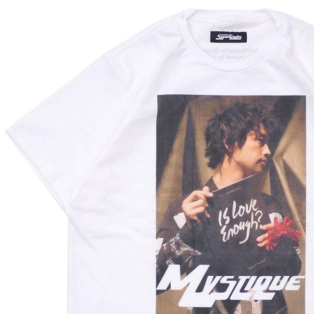 新品 スーパーグラフス SuperGraphs x 斎藤工 Tee Tシャツ GRAY グレー 灰色 メンズ 新作 200008165030 半袖Tシャツ